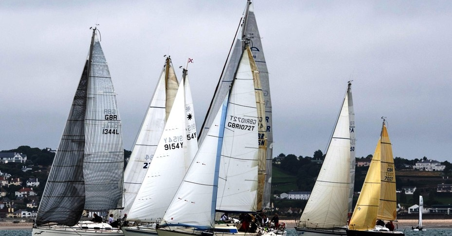 Rossborough Round the Island Race 2020 open for entries